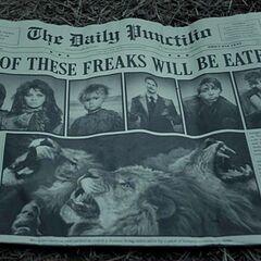 Freaks to be Eaten]]