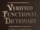 Verified Functional Dictionary