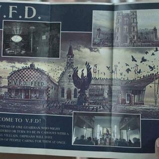 Village brochure.