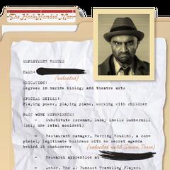 Fernald's Resume.