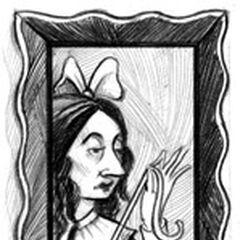 Book illustration.