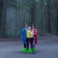 Walk?!