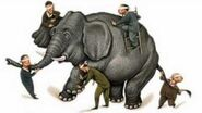 """The Blind Men and the Elephant"" by John G"