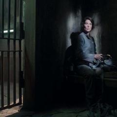 In prison.