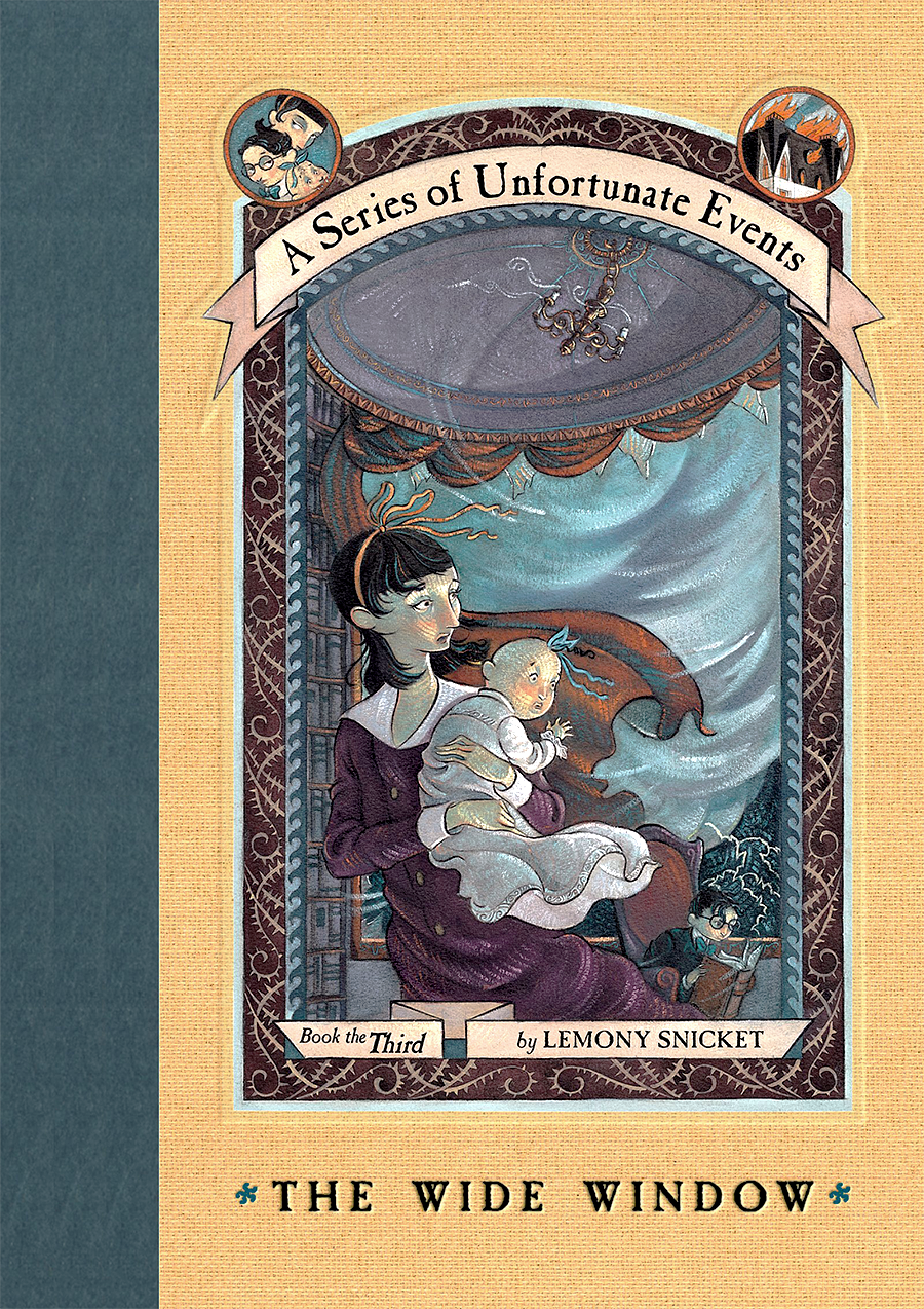 The Wide Window | Lemony Snicket Wiki | Fandom