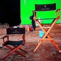 Chairs for all actors, no matter the size