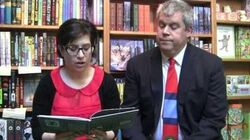 Daniel Handler + Lisa Brown « Exhibitionist