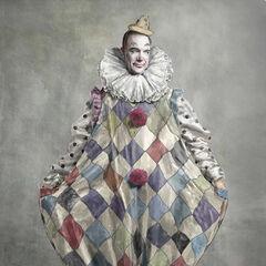 Clown Costume Concept.