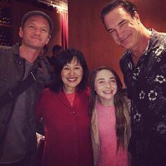Neil, Kitana and Patrick