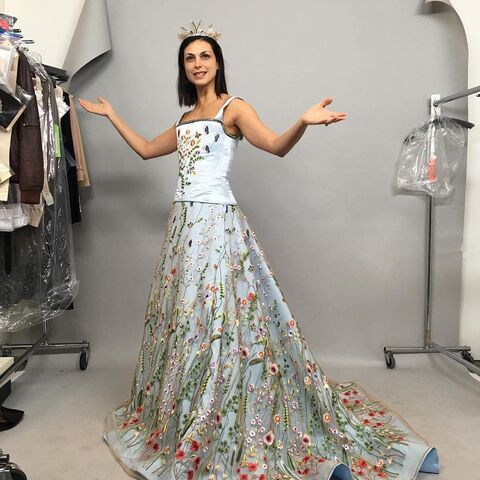 Costume Test - Opera Dress.