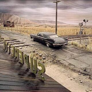 Olaf's car in the Hinterlands.