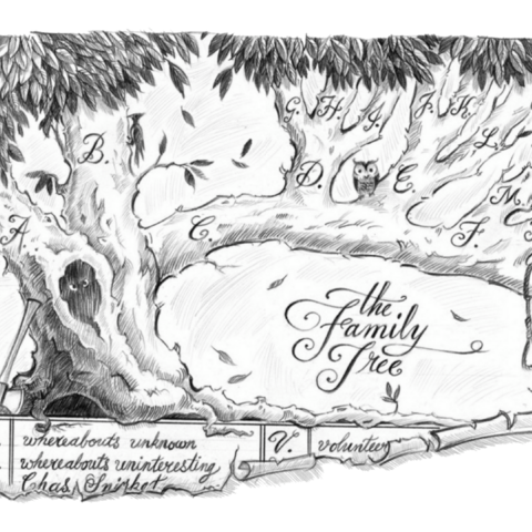 Snicket Family Tree.