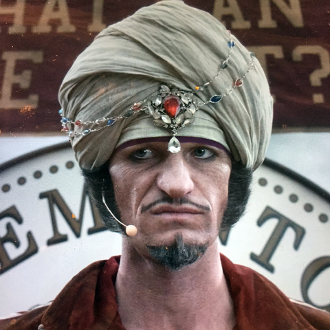 Coach Genghis.