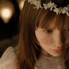 The Blushing Bride.