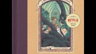 A Series of Unfortunate Events The Reptile Room Audiobook