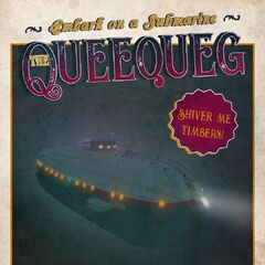 Queequeg official poster.