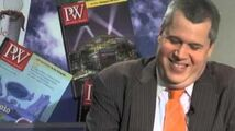 Interview Daniel Handler, AKA Lemony Snicket, on his new book, Who Could That Be at This Hour?