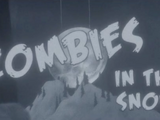 Zombies in the Snow