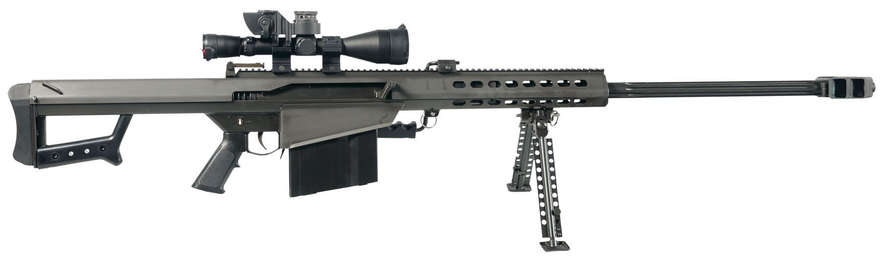 US Army To Purchase 50 Caliber Long Range Sniper Rifles