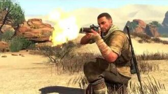 "Sniper Elite 3 ""101"" Gameplay Trailer"