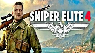 ☯ Sniper Elite 4 All Cutscenes Sniper Elite 4 Walkthrough