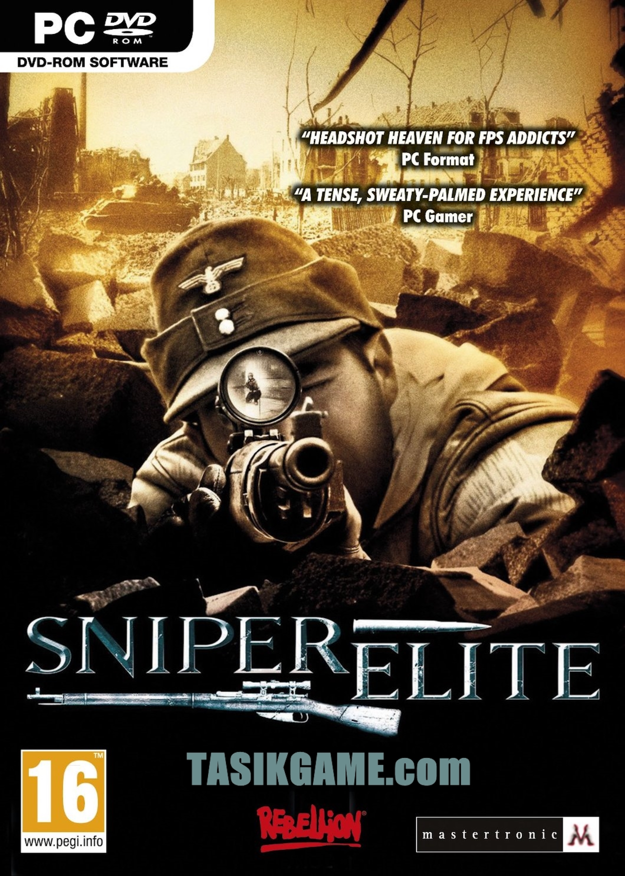 Sniper Elite Sniper Elite Wiki Fandom Powered By Wikia