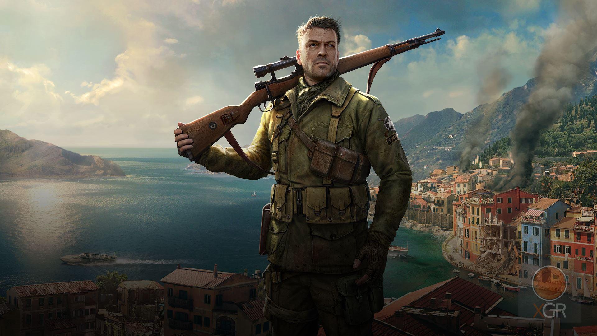 Karl Fairburne Sniper Elite Wiki