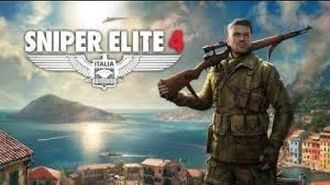 Sniper Elite 4 Gameplay Walkthrough Part 1