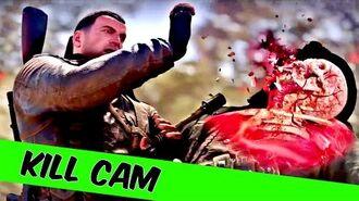 Sniper Elite 4 Kill Cam - Sniper Elite 4 Cutscenes