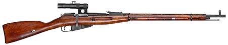 MosinNagantM9130Sniper
