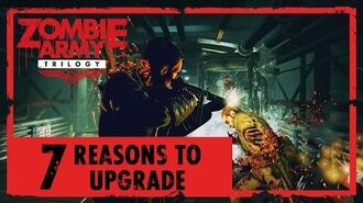 7 Reasons to Upgrade to Zombie Army Trilogy