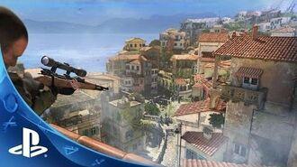 Sniper Elite 4 - Official Teaser Trailer PS4