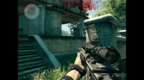 Sniper Ghost Warrior - Multiplayer gameplay