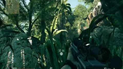 Sniper Ghost Warrior - Weapon Demonstration - SR-25