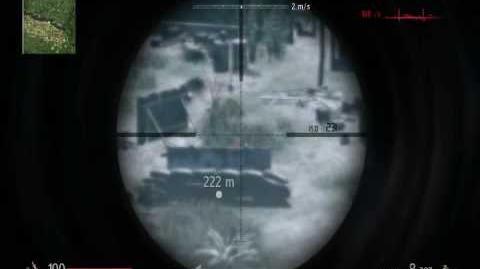 Sniper Ghost Warrior - Training Grounds - Hard