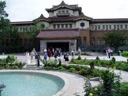 博物館(日本統治時代からの建物)