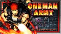 ONEMAN ARMY: MSA EXTRA OPS