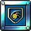 MSA item V Emblem (Blue)