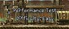 MSA level Combat School Performance Test Easy