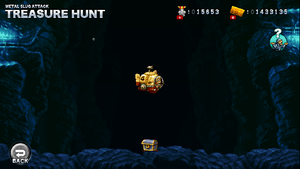 MSA screenshot Treasure Hunt (bottom)