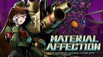 MATERIAL AFFECTION: MSA EXTRA OPS