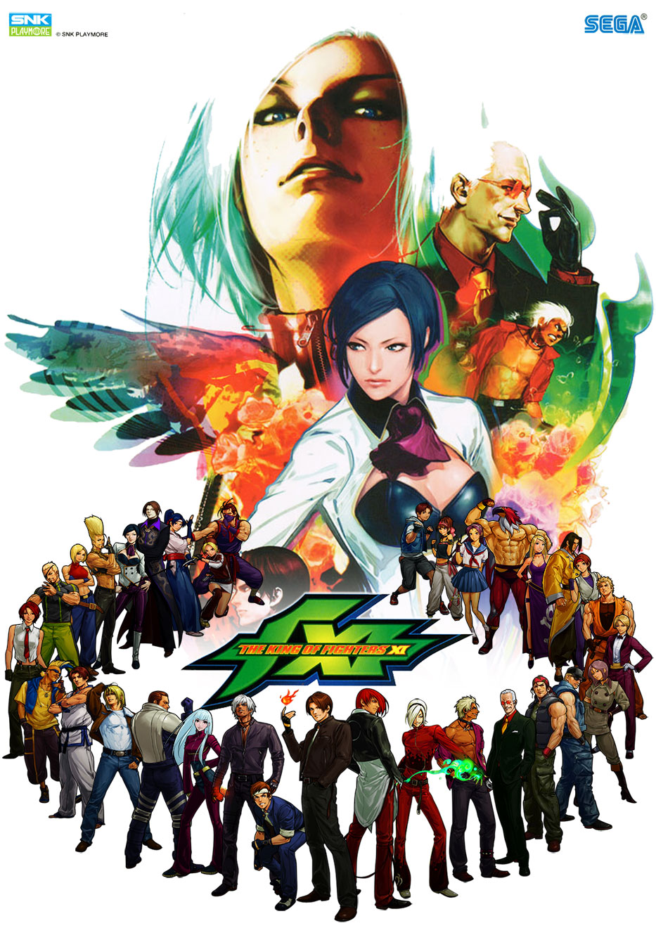 The King Of Fighters Xi Snk Wiki Fandom Powered By Wikia