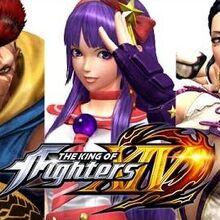 The King Of Fighters Xiv Snk Wiki Fandom