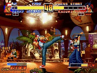 The King Of Fighters 96 Snk Wiki Fandom