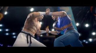 THE KING OF FIGHTERS DESTINY – Episode 13