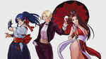 KOF02UM-WomenFighters