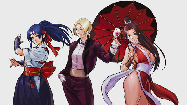 File:KOF02UM-WomenFighters.jpg