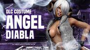 "KOF XIV - DLC COSTUME ""ANGEL Diabla"""