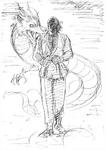 AOF2-Ryo and Dragon