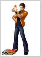 KOF'W Original Character Boy
